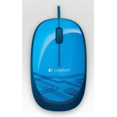 Купить Logitech M105 синий