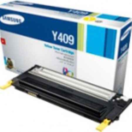 Купить Samsung для принтеров CLP-310/315 CLT-Y409S желтого цвета 1000 страниц