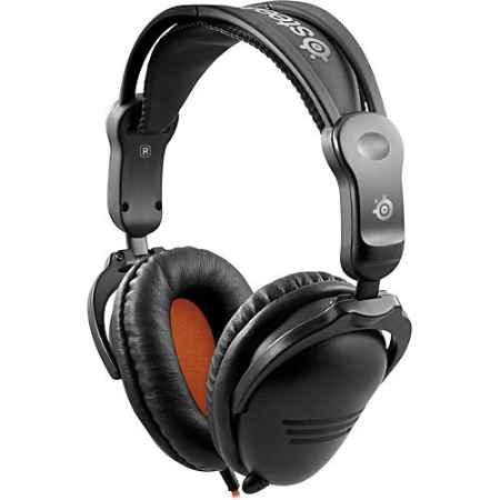 Купить SteelSeries 3Hv2 61023 черного цвета