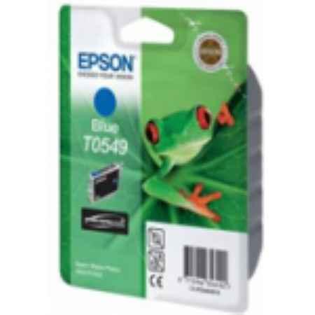 Купить Epson для принтеров Stylus Photo R800/R1800 синего цвета 400 страниц