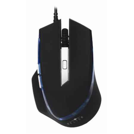 Купить Oklick 715G Wired Gaming Mouse черный
