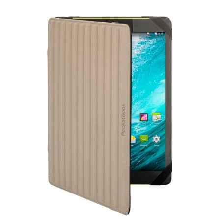 Купить PocketBook для SP4 PBPUC-S4-70-2S-BK-BE Черный / Коричневого цвета