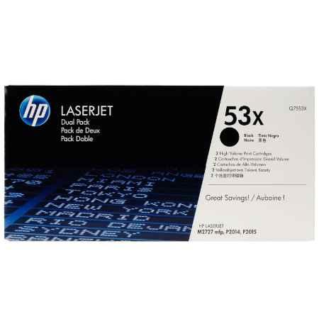 Купить HP для принтеров LaserJet P4014/P4015/P4510 черного цвета 7000 листов