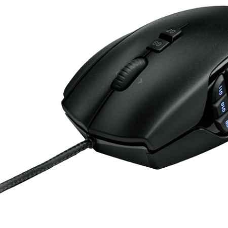 Купить Logitech Gaming G600 черный
