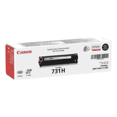 Купить Canon для принтеров LBP7100Cn/7110Cw C-731HBk черного цвета 2400 страниц