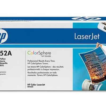Купить HP для принтеров CP3525dn/CP3525n/CP3525x и многофункциональных устройств CM3530/CM3530fs желтого цвета 7000 страниц
