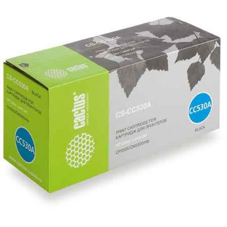 Купить Cactus для принтеров HP Color LaserJet CP2025/CM2320mfp CS-CC530A