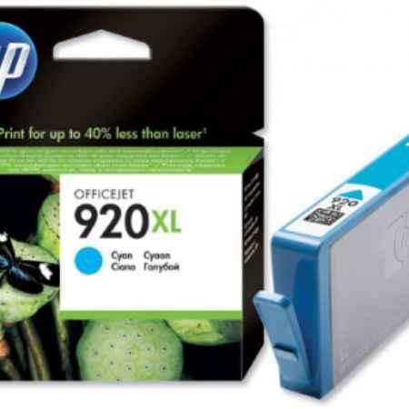 Купить HP для принтеров Officejet Pro 6000 / 6500 920XL голубого цвета 700 страниц