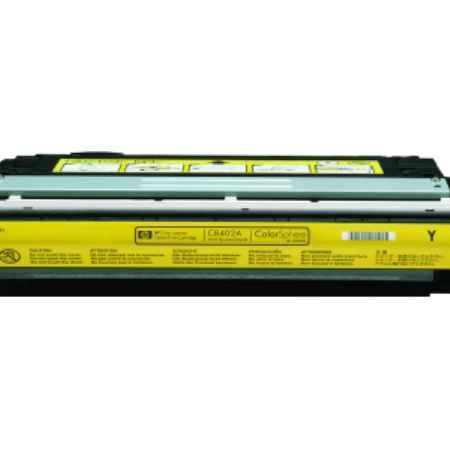 Купить HP для принтеров Color LaserJet CP4005 желтого цвета 7500 страниц
