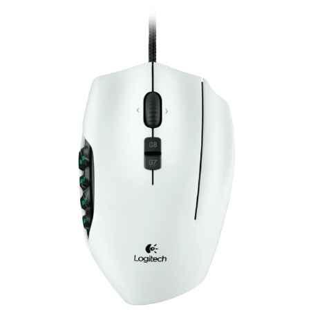 Купить Logitech Gaming G600 белый