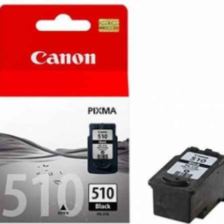 Купить Canon для принтеров Pixma MP240/260/480 PG-510 черного цвета 220 страниц