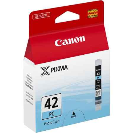Купить Canon для принтеров Pixma Pro-100 CLI-42 PC голубого цвета (фото) 600 фотографии