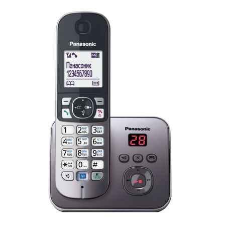 Купить Panasonic KX-TG6821 серый