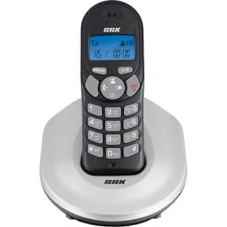 Купить BBK BKD-810 серебристый/черный