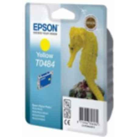 Купить Epson для многофункциональных устройств Stylus Photo R220/R300/R320/R340/R200 и принтеров RX500/RX620/RX640/RX600 желтого цвета 430 страниц