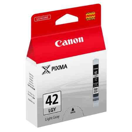 Купить Canon для принтеров Pixma Pro-100 CLI-42 LGY светло-серого цвета 600 фотографии