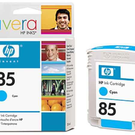 Купить HP для принтеров Designjet 30/90/130 85 Vivera голубого цвета