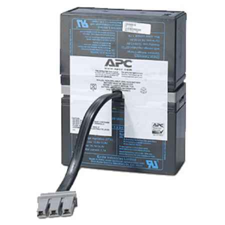 Купить APC для ИБП Back-UPS RS 1500VA RBC33 черный