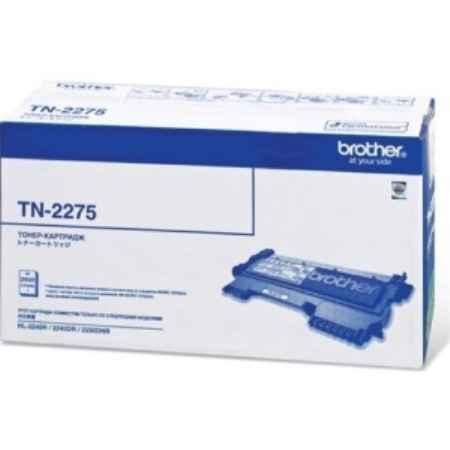 Купить Brother для принтеров HL22xx TN-2275 черного цвета 2600 страниц