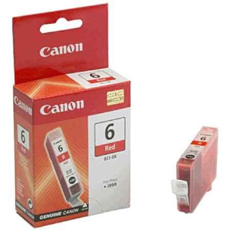 Купить Canon для принтеров i990/i9950/Pixma iP8500 BCI-6r красного цвета