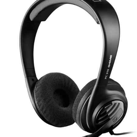 Купить Sennheiser PC 310 черного цвета