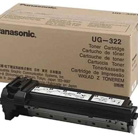 Купить Panasonic для факса PanaFax UF-490 черного цвета 3000 страниц