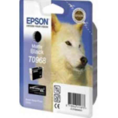 Купить Epson для принтеров Stylus Photo R2880 T0968 матово-чёрного цвета 495 страниц