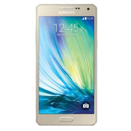 Купить Samsung Galaxy A7 SM-A700FD 3G LTE золотистый