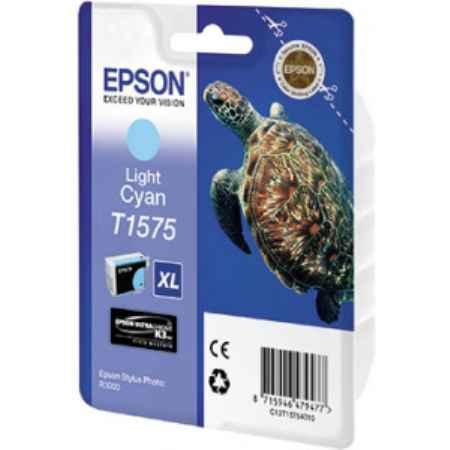 Купить Epson для принтеров Stylus Photo R3000 светло-голубого цвета