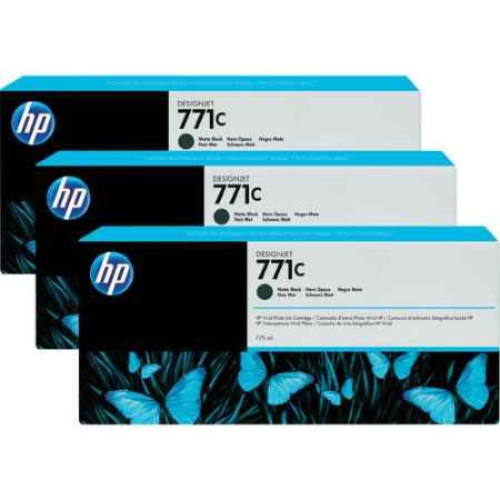 Купить HP для принтеров Designjet Z6200 771 матово-черного цвета(фото)