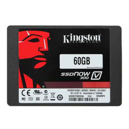 Купить Kingston SSDNow V300 SV300S3D7/60G SV300S3D7/60G 60 ГБ
