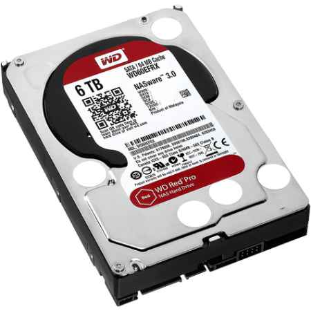 Купить Western Digital Red WD60EFRX WD60EFRX 6 ТБ IntelliPower