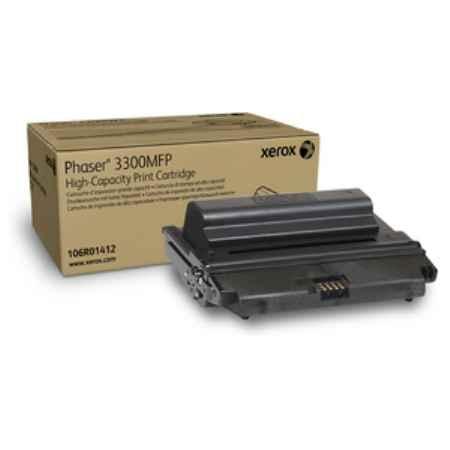 Купить Xerox для многофункциональных устройств Phaser 3300 MFP/X черного цвета 8000 страниц