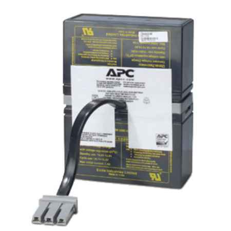 Купить APC для ИБП Back-UPS RS 800VA/1000VA RBC32 черный