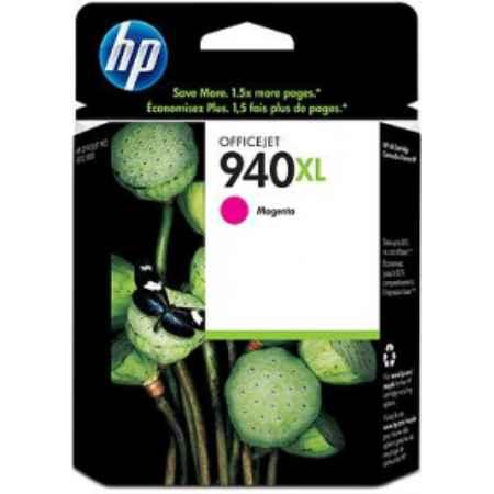 Купить HP для принтеров Officejet Pro 8000 / 8500 940XL пурпурного цвета 1400 страниц