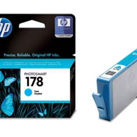 Купить HP для принтеров PhotoSmart D5463/C5383/C6383 178 голубого цвета 300 страниц