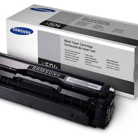 Купить Samsung для принтеров CLX-4195FN/4195FW/CLP-415N/415NW CLT-K504S черного цвета 2500 страниц