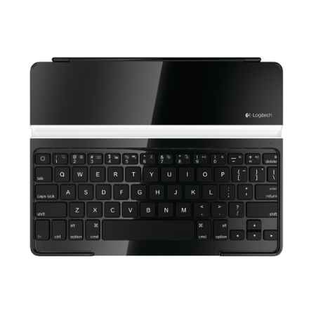 Купить Logitech Ultrathin Keyboard Cover черный