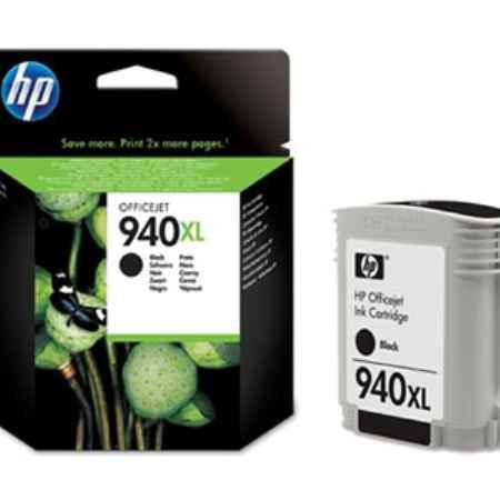 Купить HP для принтеров Officejet Pro 8000 / 8500 940XL черного цвета 2200 страниц