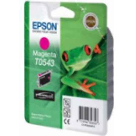 Купить Epson для принтеров Stylus Photo R800/R1800 пурпурного цвета 400 страниц