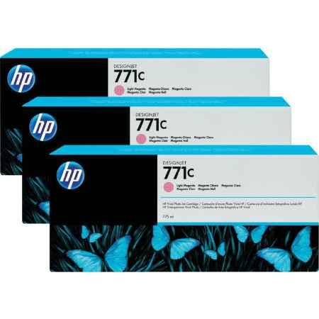 Купить HP для плоттеров Designjet Z6200 771 C светло-пурпурного цвета
