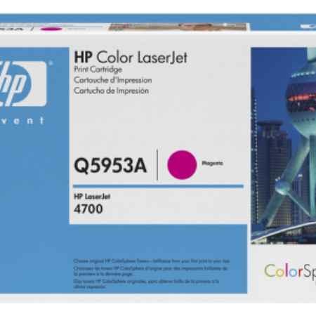 Купить HP для принтеров Color LaserJet 4700 пурпурного цвета 10000 страниц
