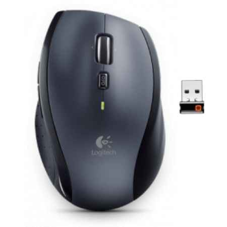 Купить Logitech Wireless Laser Mouse Marathon M705 серебристый
