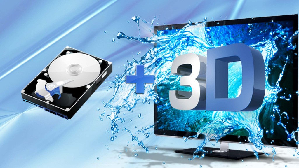 Как смотреть 3d на телевизоре через компьютер