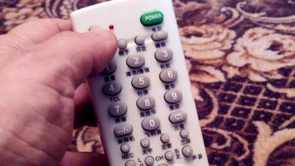 Как заблокировать кнопки получи телевизоре кроме пульта