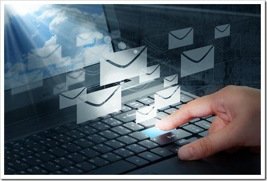 Указание своего почтового ящика в Интернете