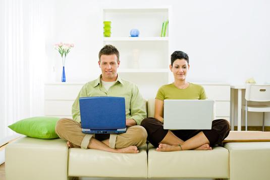 Как подключить домашний интернет