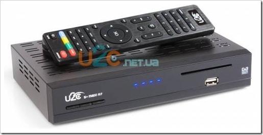 Спутниковые ресиверы U2C M2 Maxi HD