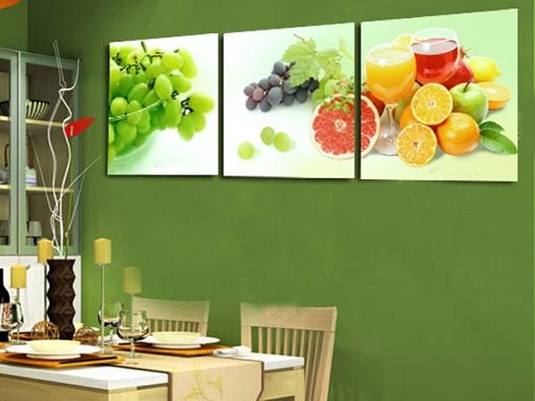 Какие картины подходят для кухни