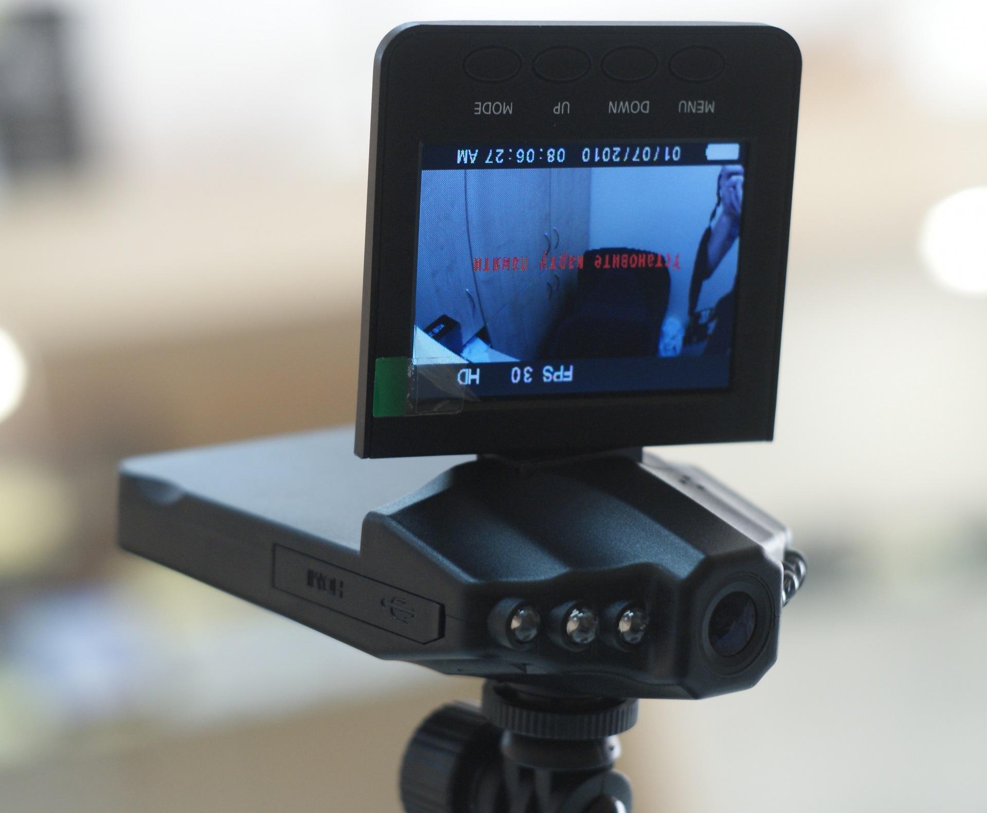 Продуктивность видеорегистратора